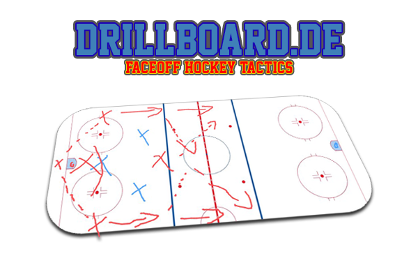 Ice Hockey DrillBoard