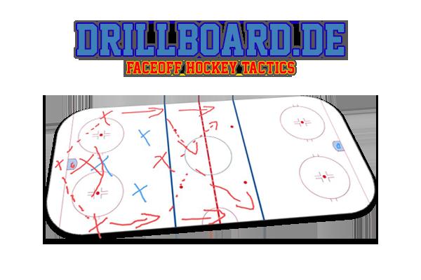 Ice Hockey DrillBoard